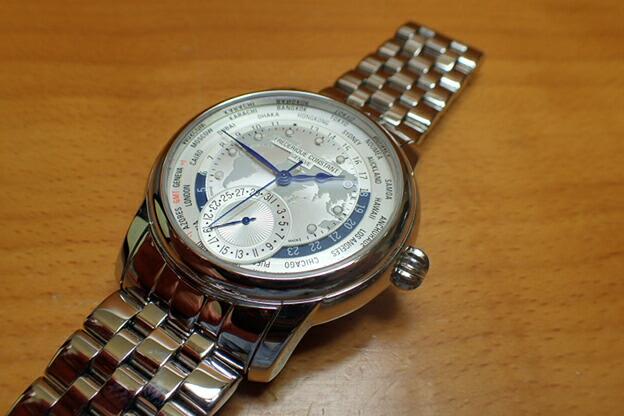フレデリックコンスタント腕時計