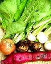무선 별 것이 식물성 유기농 하우스 무 농약 재배 야채 500 엔 세트