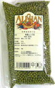 No worry of radioactive imports foods organic JAS mung beans 500 g