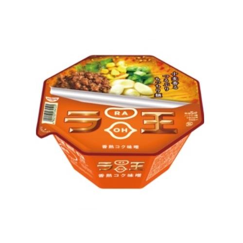 日清ラ王香熟コク味噌122g×1ケース(12食入)日清食品