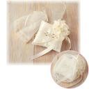 ◎ kiritappu Moscow Bara ring Pro /H431-136 [wedding / accessories / handmade Kit]
