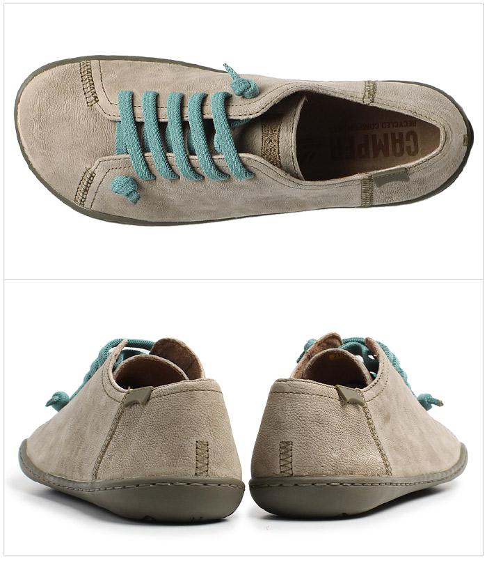 カンペール(CAMPER) ペウ カミ グレー (CAMPER 20848 062 PEU CAMI) レディース(女性用) 靴 シューズ カジュアル スニーカー 天然皮革 ローカット