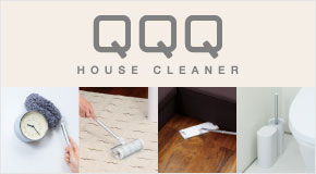 QQQ house cleaner