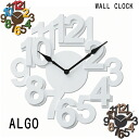 ALGO / Argo WALL CLOCK / wall hangings clock (inter-form)