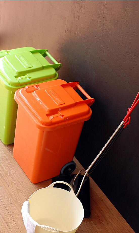PLASTIC TRASH CAN 45L ごみ箱