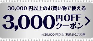 3000�~OFF���N�[�|��