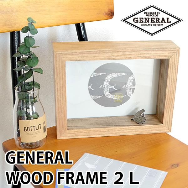 GENERAL WOOD FRAME 2L