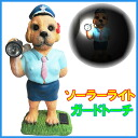 Solar lights-garden lights-eco-lighting-lamp-dog-dog-dogs-guard tech «new year's-party-presents-bingo-giveaway»