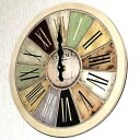 Watch   hanging   fashionable   American gadgets   antique gadgets   old look wall clock CINEMA