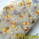 iPhone case 6-Disney-Winnie the Pooh-POOH-Winnie the Pooh for iPhone6 hard case (clear)