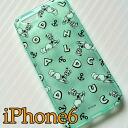 iPhone case 6-Disney-Donald: iPhone6 semi hard case (sparkling translucent) Donald