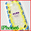 iPhone case 6-Disney-toy story-alien-iPhone6 semi hard case (sparkling translucent) little green men