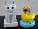 Funny. gadgets-unique talking toothbrush stand-toothbrush stand-toothbrush holder-talking toothbrush stand