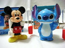 Disney stitch toothbrush holder! 3 Minutes with hourglass toothbrush holder! Toothbrush stand!