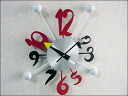 Wall clock--wall clock-funny! gadgets-Interior-modern design work lock «Christmas gifts-children-Santa-party-presents-bingo-giveaway»