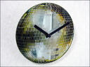 Clock-wall hangings-wall clock-clocks-fashionable-interior-wall & would rock DISCO