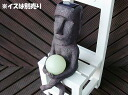 Solar lights-garden lights-eco-lighting-lamp-MOAI ball lights