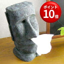 MOAI / tissue case-tissue box-tissue cover-tissue stand ビッグモアイ Jr.