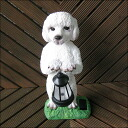 Solar lights-garden lights-eco-lighting-lamps-poodle light