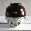 Disney rice bowl set-rice bowl-Cup-Bowl-chip and Dale-dipping and Teacup mini _ chip