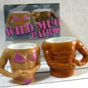 Mug cup | of interesting miscellaneous goods It is | in a unique present Pair mug set | Wild mug pair
