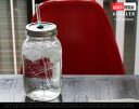 Rednek Guzzler Glass (approximately 947 ml) / レッドネックガズラーグラス Carson USA / Carson / ball mason jar ball May disadvantageous thermos glass glass straw CUP DETAIL