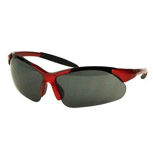 E−Value・スポーティグラスRED・ESG−4・先端工具・保護具・安全用品・保護メガネグラス・DIYツールの画像