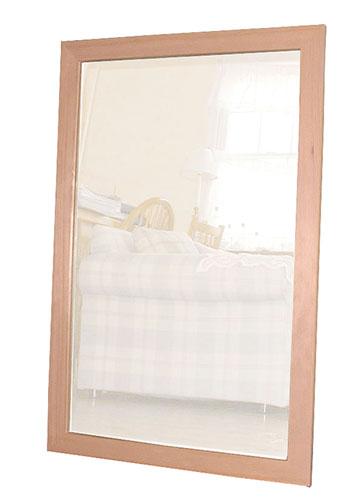 ビッグ,フラット,フレーム,ウォール,ミラー,600×900mm,鏡,壁掛け鏡,送料,無料,無塗装
