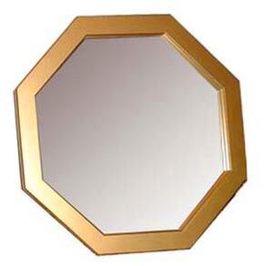 八角形スタンドミラー正面