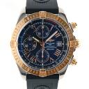 Breitling BREITLING chronometevolution C13356 PG bezel Black Roman USED