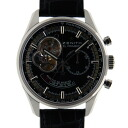 Zenith ZENITH Chrono master open power reserve 03.2080.4021/21.C496 SS 42 mm black leather new