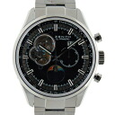 03.2160.4047/21.M2160 SS 45mm black is new for Zenith ZENITH Kurono master opening moon phase