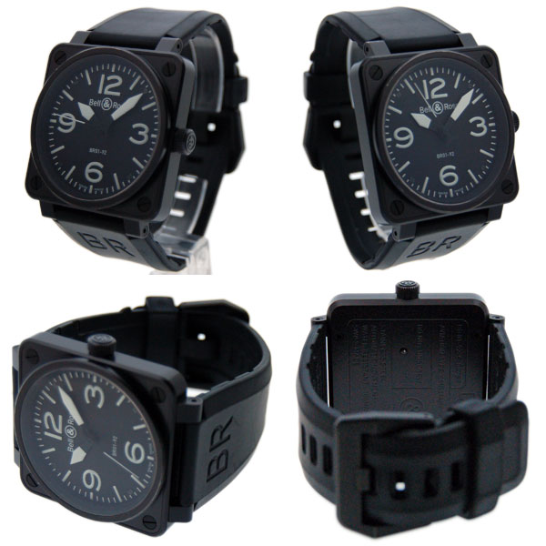 Used Bell And Ross Br01 92
