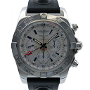 Breitling BREITLING chronomat GMT A041G19ORC sierrasilver SS 47 mm USED