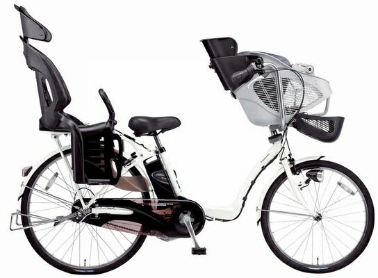 自転車の 自転車 後ろ乗せ パナソニック : ... 自転車専用 後ろ子供乗せ