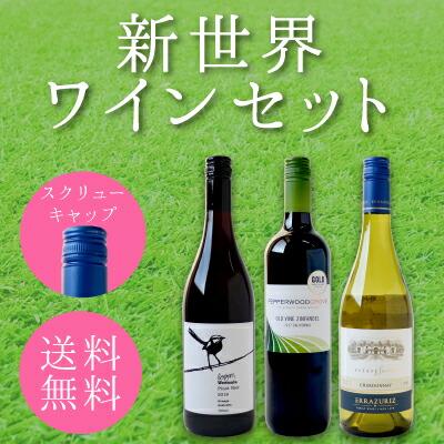 春に飲みたい 新世界 ワイン セット