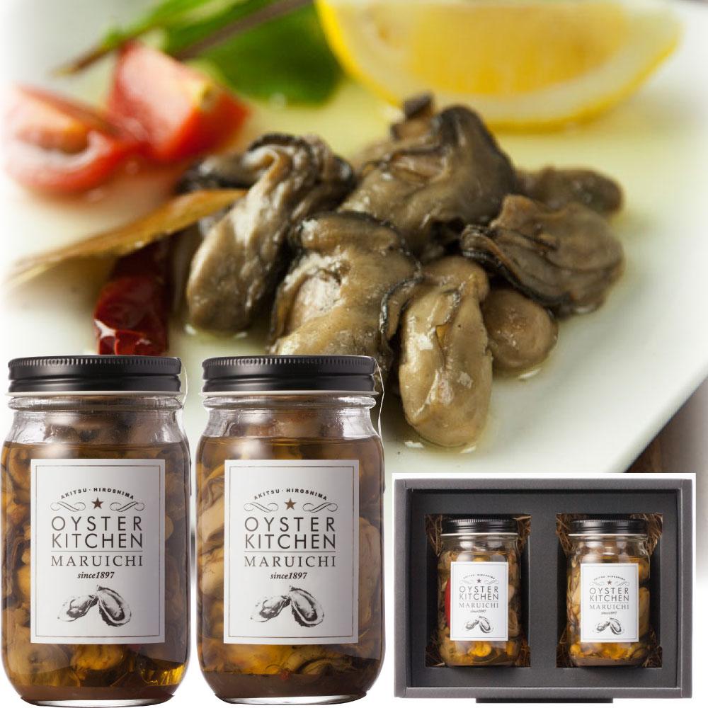 牡蠣オイル漬け 2種セット