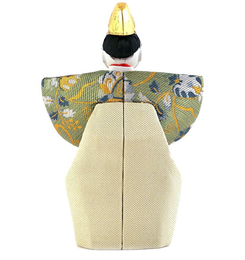 八雲 正絹 黒塗り猫足台 伝統的工芸品
