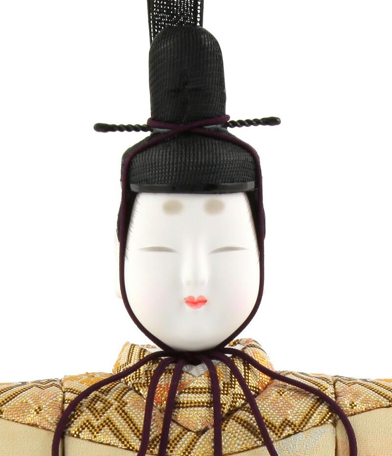 真多呂作 本金 華宝立雛 正絹 佐賀錦 伝統的工芸品