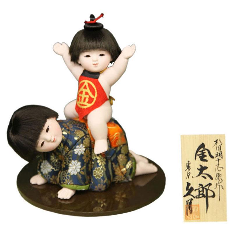 平飾り 木目込人形飾り 浮世人形杉田明十志原作