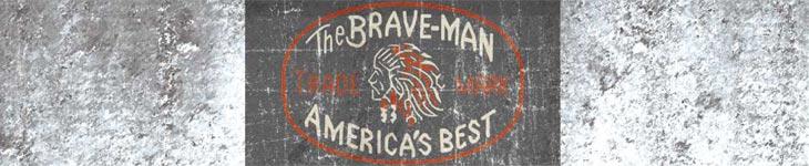The BRAVE-MAN ブレイブマン