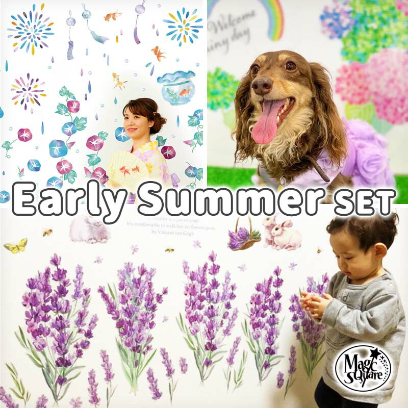 Early Summer3枚セット