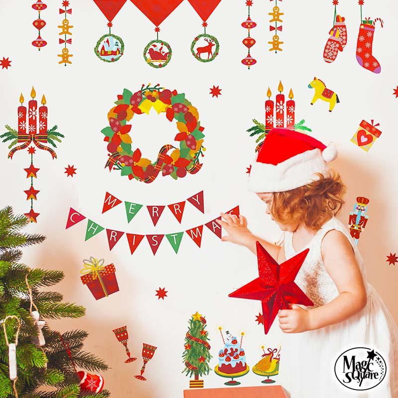 北欧REDクリスマス