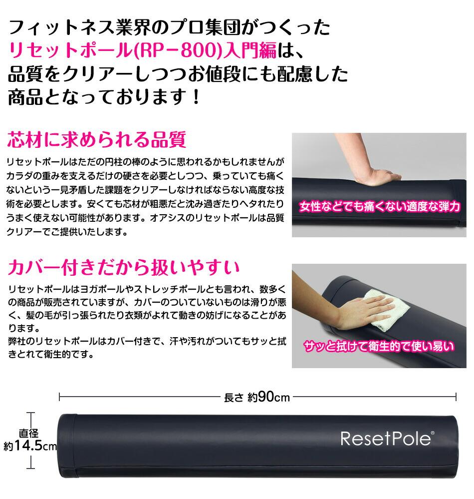 リセットポール入門編 RP-800