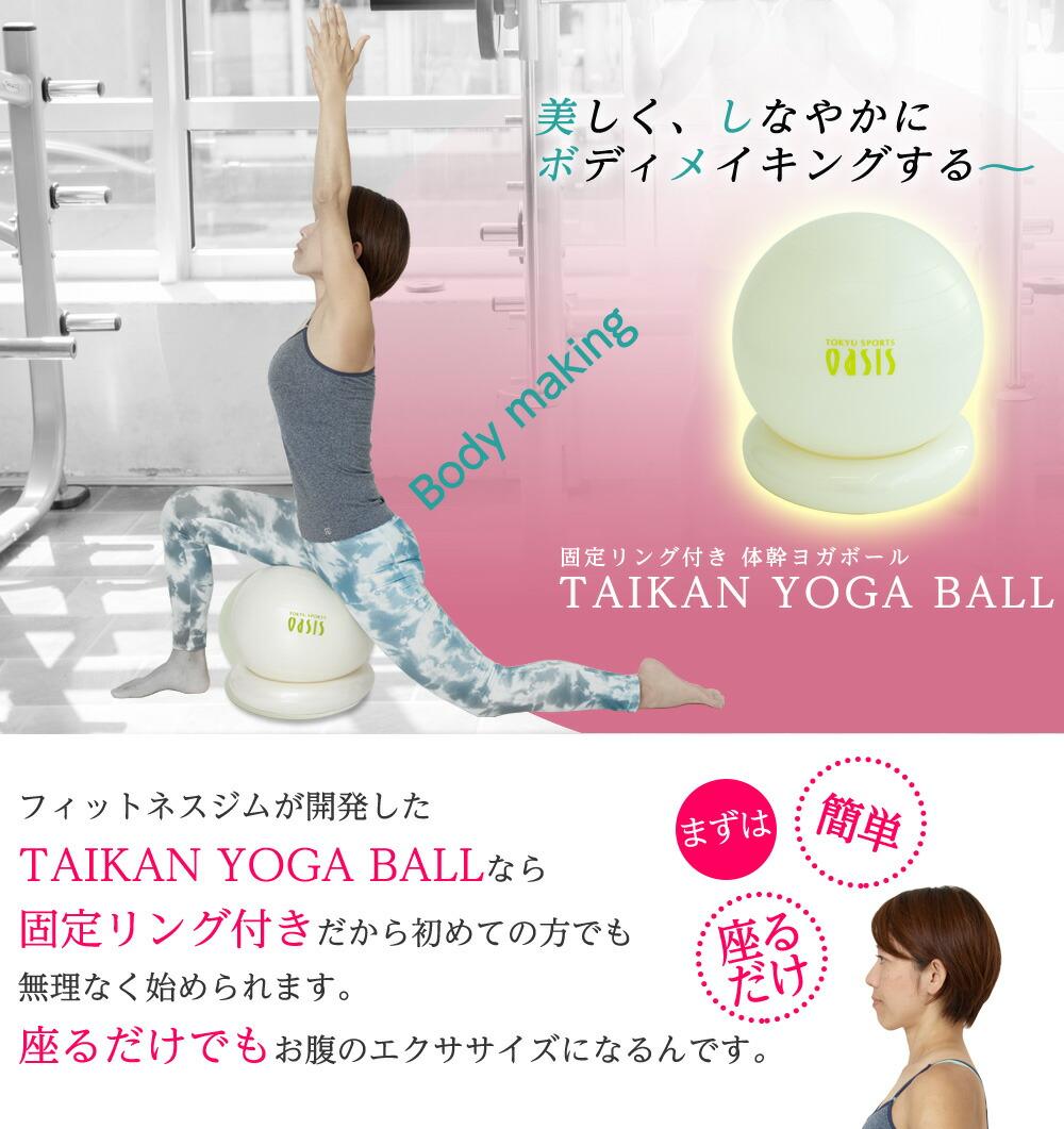 TAIKAN YOGA BALL 体幹ヨガボール