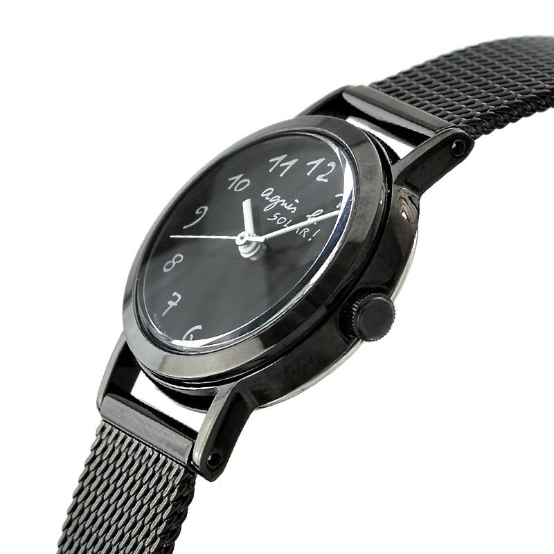アニエスベー 時計 レディース ソーラー agnesb ステンレス FBSD943 レディース