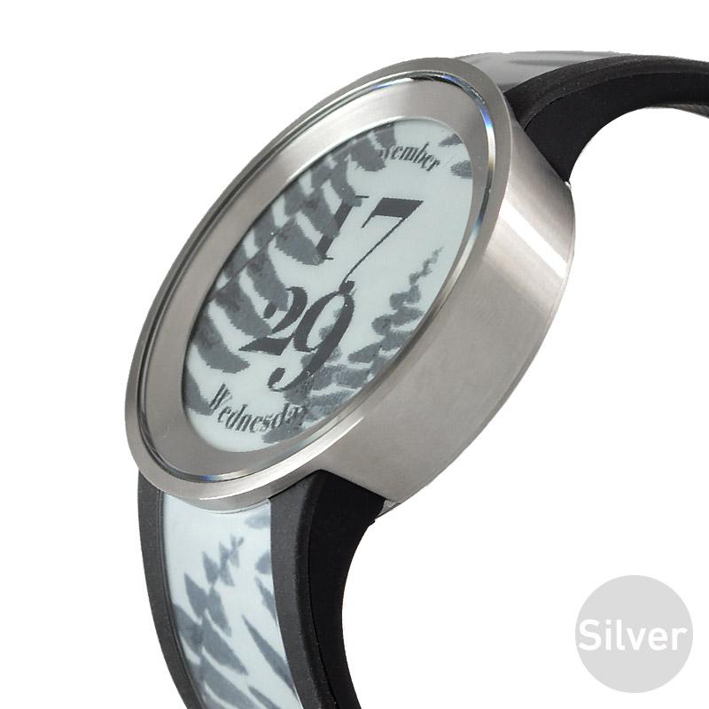 フェスウォッチ FESWatchU_Silver ユニセックス