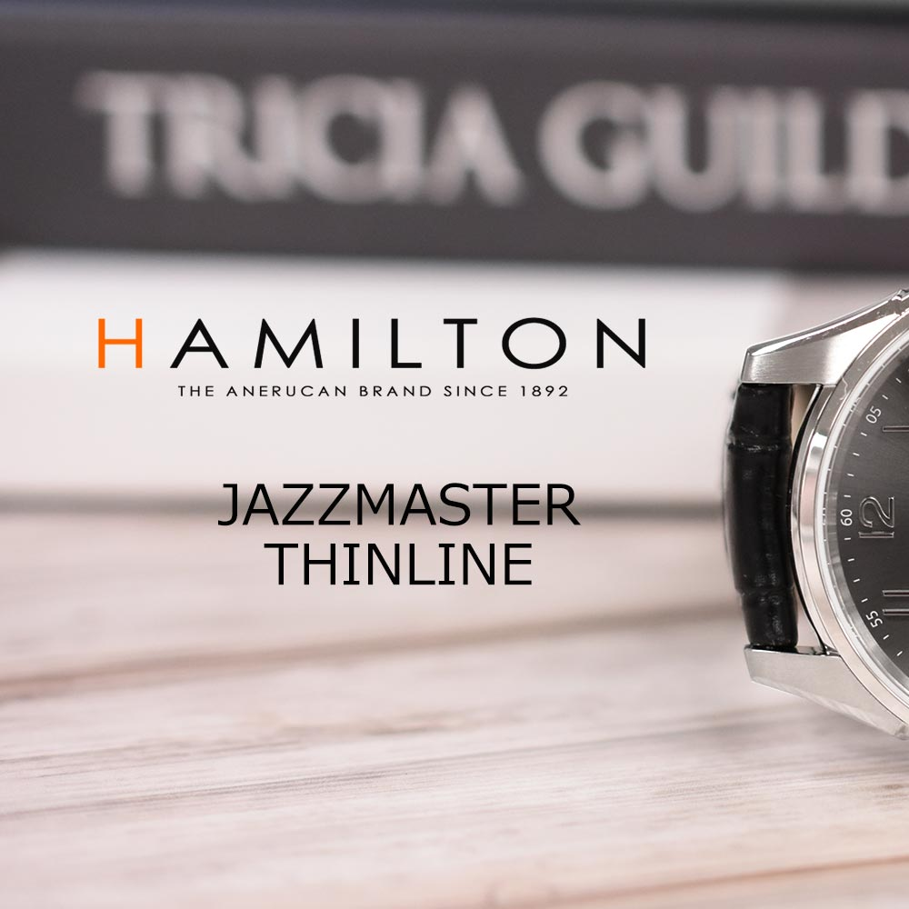 ハミルトン ジャズマスター シンライン H38411783 メンズ
