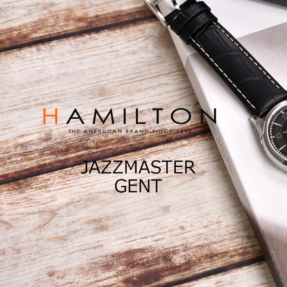 ハミルトン ジャズマスター ジェント H32411735 メンズ