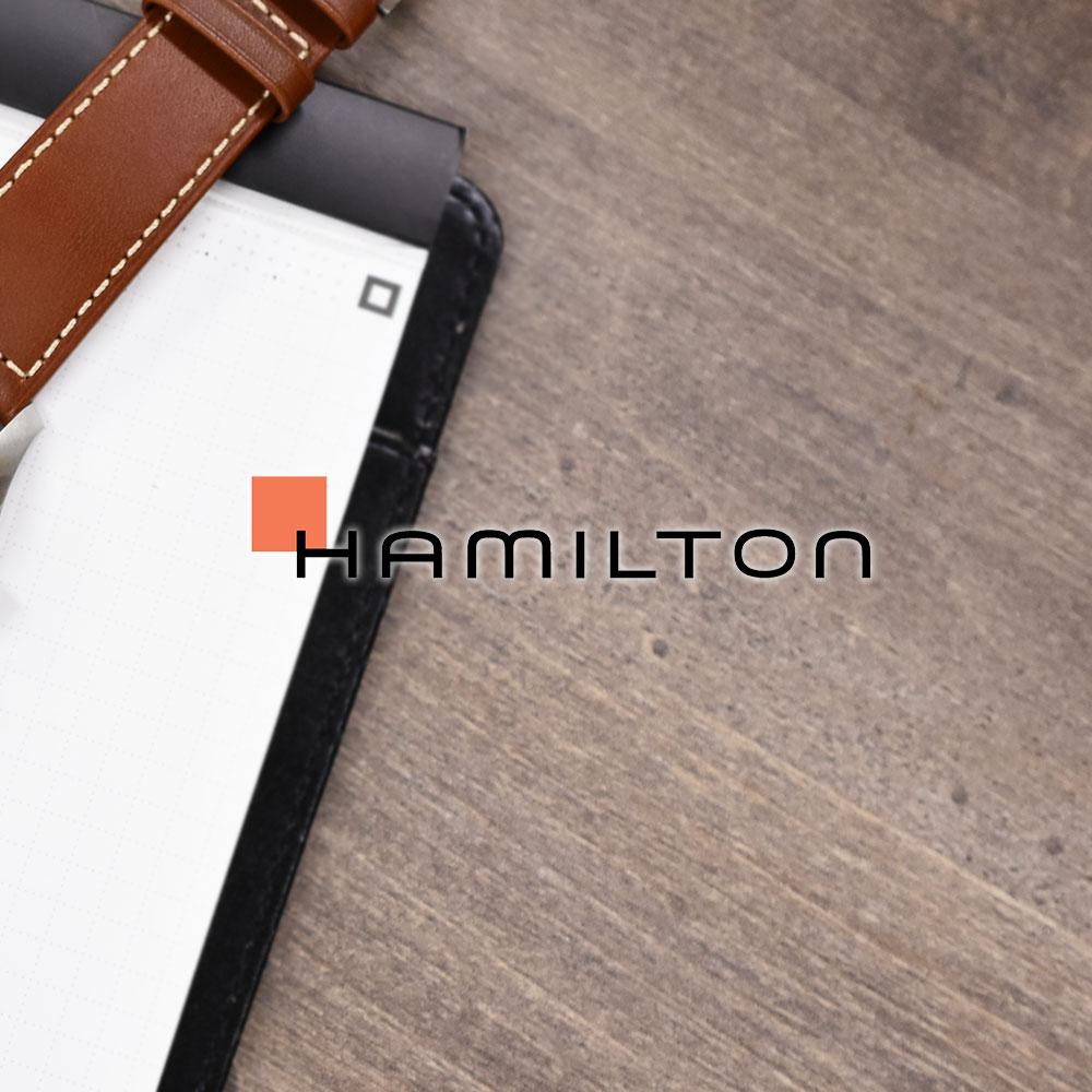 ハミルトン フィールドオート H70555533 メンズ